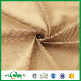 Online Shopping China Supplier Latest Design Poliéster 2: 2 Tela de malla para la ropa