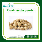 Fabrik-Zubehör-Kardamompflanze-Auszug Cardamonin Puder 98%