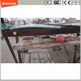 het Af:drukken Silkscreen/het Zuur van 319mm etst/de Berijpte/Onregelmatige Aangemaakte Neiging van het Patroon/Gehard glas voor Deur/de Deur van het Venster/van de Douche met SGCC/Ce&CCC&ISO- Certificaat
