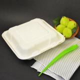 Compostable 100% ecológico almuerzos Bento Box