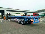 40FT 2/3/4台の半車軸平面Platmormの平面のトラックのトレーラー