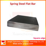 Barre plate à ressort à lame carrée Barre plate à ressort en acier inoxydable Sup9 Flat Spring