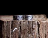 La U-Figura intorno all'orecchio dell'argento sterlina 925 Cuffs la clip dell'orecchio