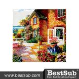Mosaico revestido del azulejo de la sublimación de Bestsub (CPT)