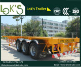 40 Pies 3axles Container Chassis Semirremolque