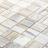 El azulejo gris Backsplash de los materiales de construcción suministra el vidrio manchado de Canadá