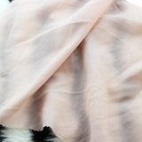 100% tela Silk-Like conjugada poliester del lomo de De de Crepe del hilado