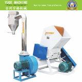 Triturador de borracha plástico do triturador plástico Waste do frasco do animal de estimação