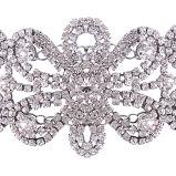 نمو رفاهية يشبع [رهينستون] طوق خانق عقد مجوهرات