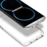 Harter Schlussdeckel mit flexiblen TPU Anschlagpuffern nehmen passenden Telefon-Deckel-Fall für Samsung-Galaxie S8 ab