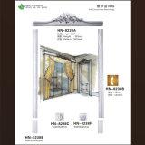 Decoração Hn-8238X do teto do Cornice do plutônio dos moldes da caixa da cortina