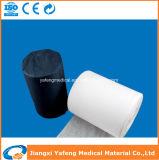 Rolo 100% cirúrgico médico altamente absorvente da gaze do algodão