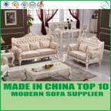 Самомоднейшая домашняя мебель софы ткани отдыха
