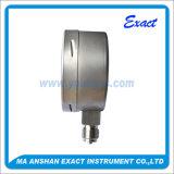 Todos os calibres de pressão de aço inoxidável - Manómetro de boa qualidade - Medidor de pressão