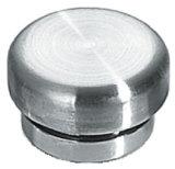 Tampa do escudo do corrimão da ferragem da fundição de aço inoxidável
