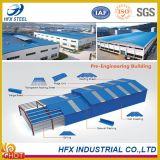Überzogene gewölbte Stahldach-Fliese für Gebäude-Dach färben