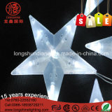 Outdoor Garden Decorative LED Fairy Star Pendant String Light Iluminação interior