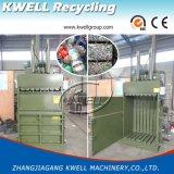 La máquina plástica automática de la prensa, máquina de la prensa hidráulica para la botella/puede