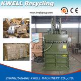 Prensa hidráulica plástica Waste do vertical/máquina imprensa do papel/prensa de empacotamento de empacotamento do cartão