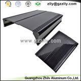 Profil en aluminium pour le panneau composé en aluminium