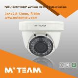 Vari焦点2.8-12mmレンズ(MVT-AH29A)が付いているAhd IRのドームのカメラ