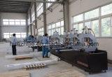 Profil de PVC pour la marque intense durable de Huazhijie de choc de guichet résistant d'ouragan de PVC