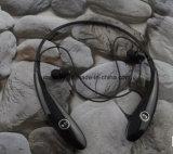 Preto novo dos auriculares do auscultadores da alta tensão 900 Bluetooth do projeto