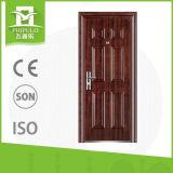 Diseño de la puerta de la seguridad en metal con el bloqueo de puerta de cabina del metal