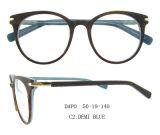 Späteste Azetat-Brille-optischer Rahmen für Mann-Frauen