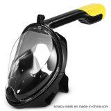 Самые лучшие подарки маска Snorkel Easybreath подныривания полной стороны 180 градусов