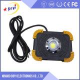 Luz recargable portable práctica del trabajo de la MAZORCA LED del precio razonable