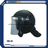 影響が大きい抵抗の警察の軍の反暴動のヘルメット