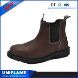 Эластичные ботинки безопасности без шнурка Ufc008
