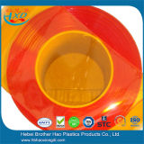 QualitätsEn71-3 orange Anti-Insekt 6mm glatter Belüftung-Plastikstreifen-Tür-Vorhang