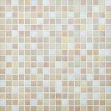 Mosaico de cristal del suelo de mosaico del color mezclado del material de construcción