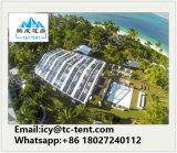 Tienda prefabricada de la estructura del aluminio al aire libre al por mayor para el acontecimiento de lujo del partido