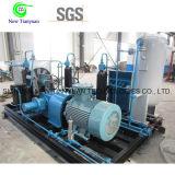4 étages Air / Water Cooling Compressed Compresseur de gaz naturel
