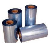 Film de rétrécissement calandré de PVC pour l'étiquette de chemise, tuyauterie, application de capsule de vin