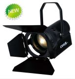 Fresnel LED Spotlight Zoom Video Studio Theatre luz