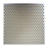 Panel decorativo de aluminio perforado para revestimiento de la pared