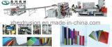 Pp, PE, PS, Huisdier, ABS, Lijn van de Uitdrijving van het Blad van pvc de Plastic/Plastic Extruder