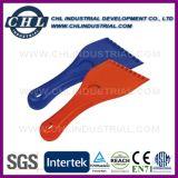 De plastic Duurzame Schraper van het Ijs voor Autoraam met Handvat