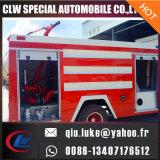 Motor novo da luta contra o incêndio do tanque de água