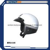 熱い販売の警察のオートバイのヘルメット、安全なヘルメットのオートバイの開いた表面