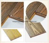 Alta calidad del parquet de la madera de la ceniza / del suelo laminado