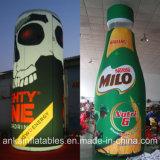 De commerciële Opblaasbare Fles van de Simulatie kan voor Verkoop