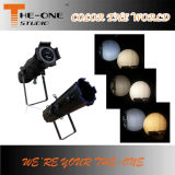White White 3200k LED Spot Spot Ellipsoidal Theatre Gobo Projector Light