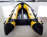 Slatted床(FWS-A320)が付いている膨脹可能なボート