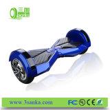 """Venda quente auto de controle remoto de 8 rodas da bateria de Hoverboard Bluetooth Samsung da polegada 2 que balança o """"trotinette"""" de Hoverboard E para miúdos"""