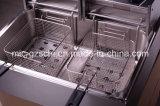 Machine à frire en poulet à frire profonde en acier inoxydable pour Wholsale